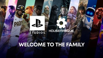 The full roster of PlayStation Studios side by side