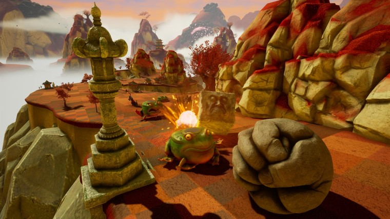 Rock of Ages 3 screenshot