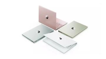 HP Aero 13 laptop color options