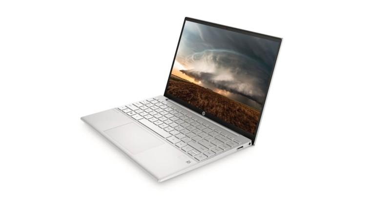 HP Aero 13 laptop screen