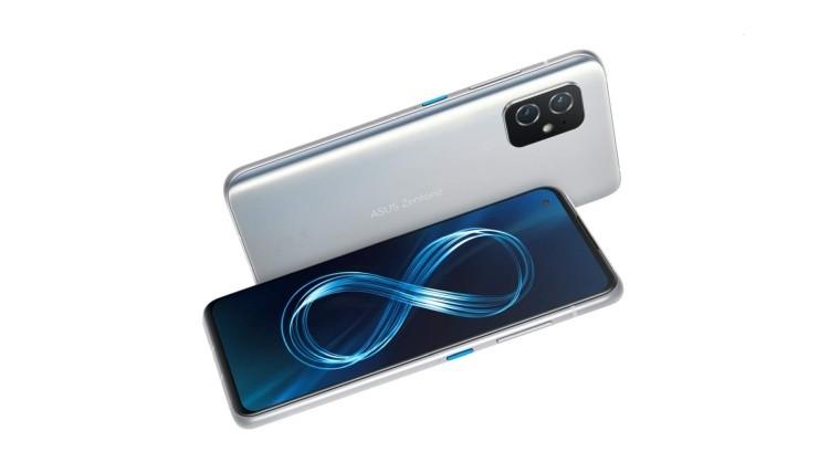 Asus Zenfone 8 press render