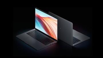 Mi Notebook Pro X 15 render