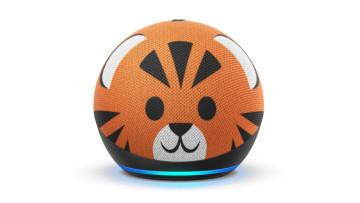 The Tiger Echo Dot Kids