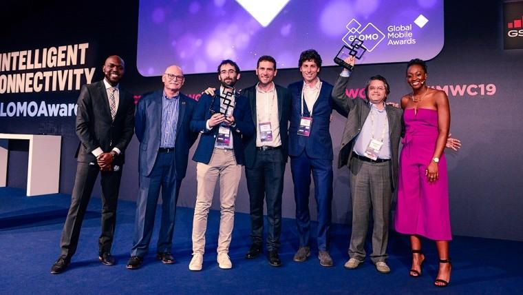 Samsung Galaxy S21 Ultra wins GLOMO Award