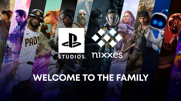 PlayStation Studios welcomes Nixxes