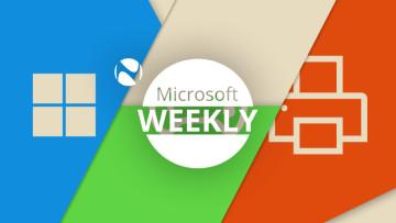 Microsoft Weekly - July 4 2021 recap