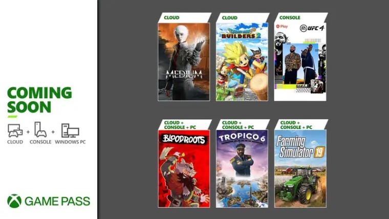 Xbox Game Pass Wave 1 games