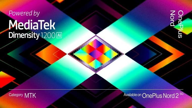 MediaTek Dimensity 1200 SoC for the OnePlus Nord 2
