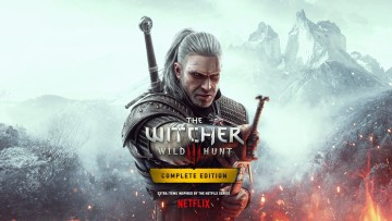 The Witcher 3 next generation edition cover art