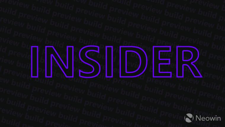 Insider purple on dark grey background