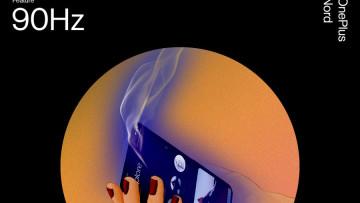 OnePlus Nord 2 display teaser