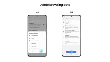 Samsung Internet 150 Beta