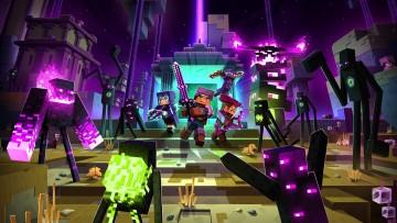 Minecraft Dungeons Echoing Void screenshot