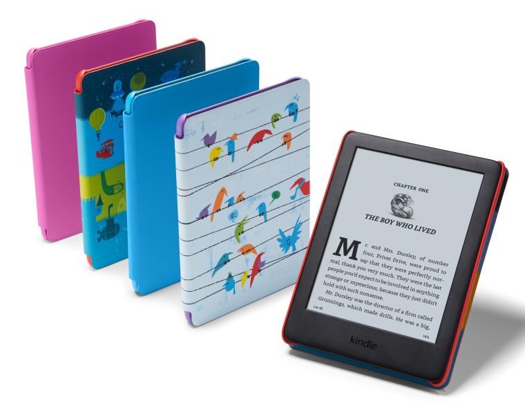 Kindle Kids Edition colors