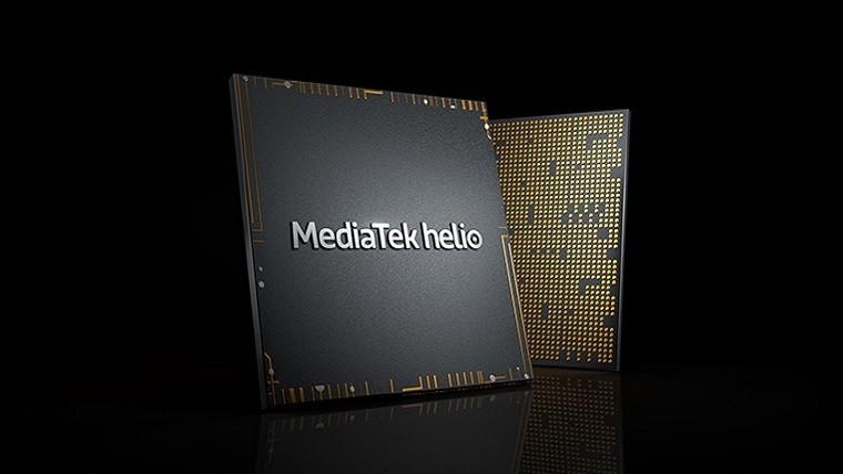 MediaTek Helio chipset
