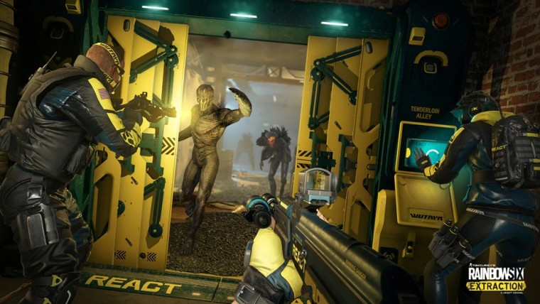 Rainbow Six Extraction screenshot