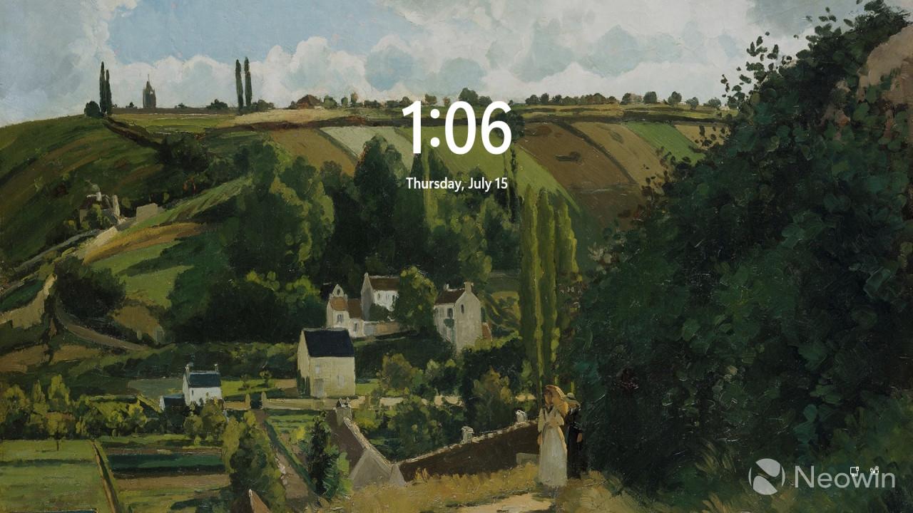 Screenshot of Windows 11
