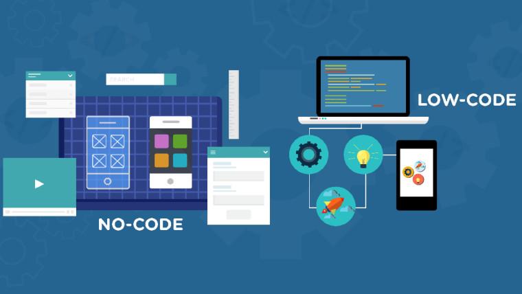 low code no code