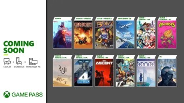 Xbox Game Pass July wave 2 graphic