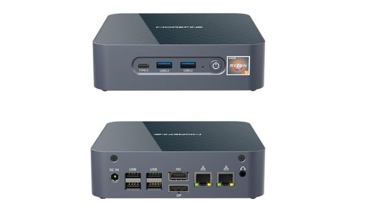Morefine S500 Ryzen 9 5900HX mini PC