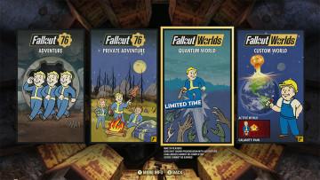 Fallout 76 custom servers Fallout Worlds