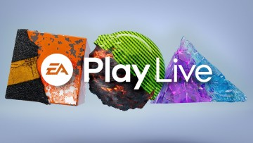 EA Play Live 2021 graphic