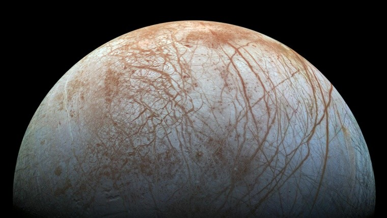 Jupiter&039s moon Europa