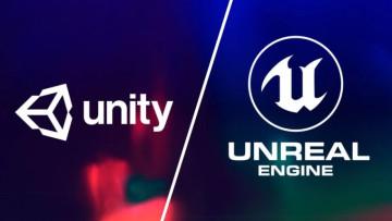 unity unreal