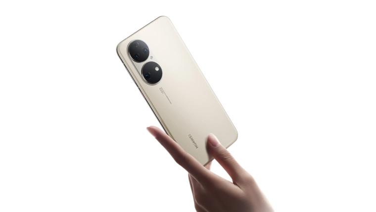 Huawei P50 promo material