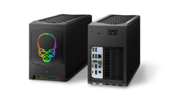 The Intel NUC 11 Extreme Kit