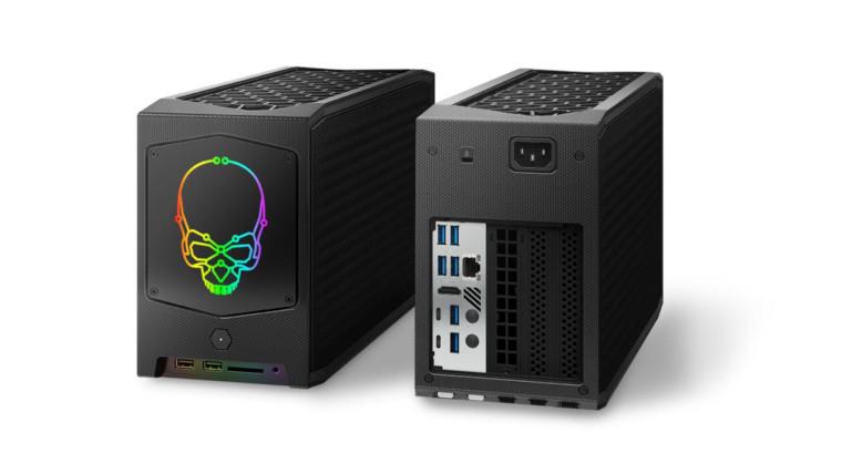 The Intel NUC Extreme Kit