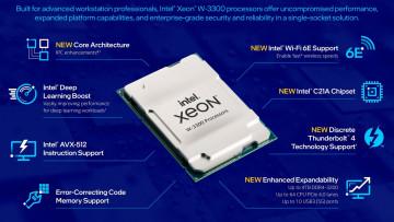Intel Xeon W-3300 Processors