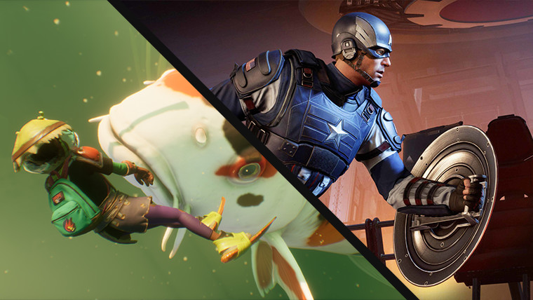 Free Weekend games Grounded and Avengers