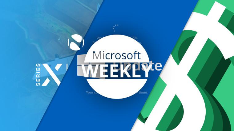Microsoft Weekly - August 1 2021 recap