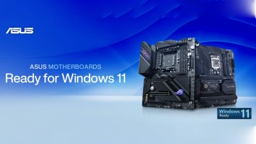 ASUS motherboard is Windows 11 ready