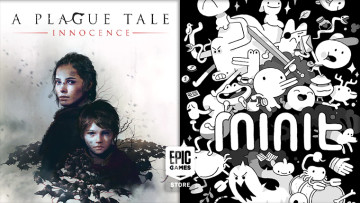 Epic Games Store is offering A Plague Tale Innocence and Minit for free this week
