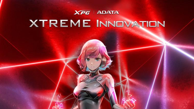 ADATA Xtreme Innovation event