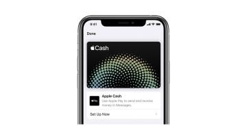 Apple Cash on iPhone