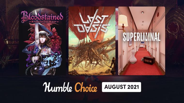 Humble Choice August 2021