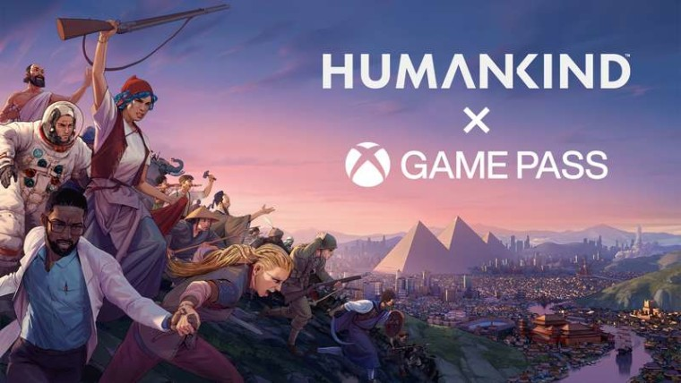 Humankind and Xbox Game Pass