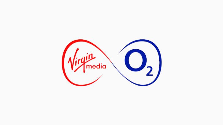 The Virgin Media O2 logo