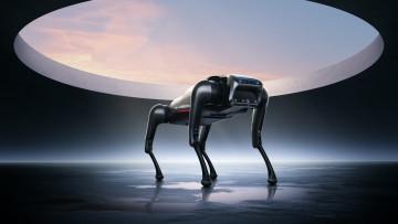 A CyberDog created by Xiaomi