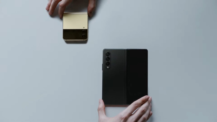 Galayx Z Fold3 and Z Flip3 foldable phones