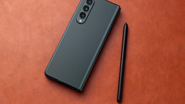 Galaxy Z Fold3 with S Pen