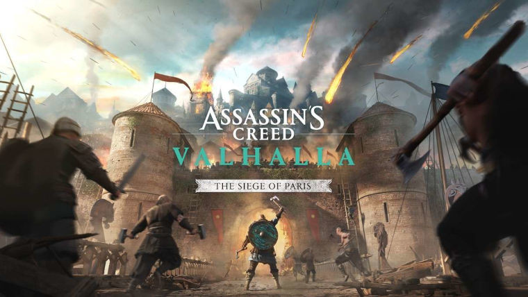 Artwork for Assassin&039s Creed Valhalla The Siege of Paris