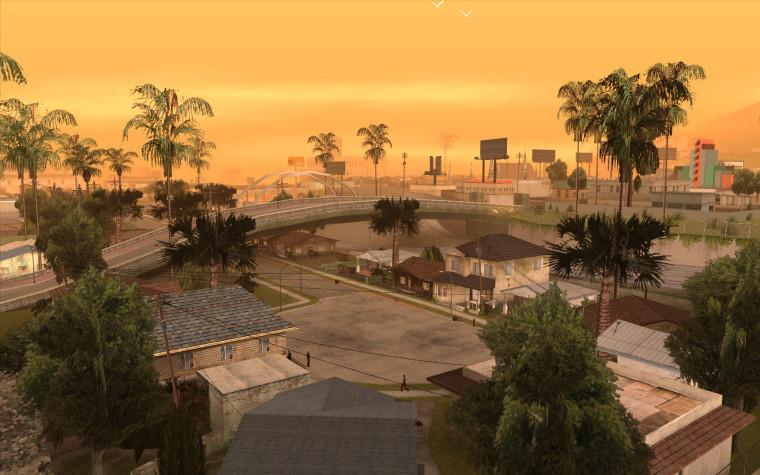GTA San Andreas screenshots