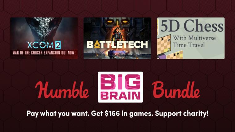Humble big brain bundle included games