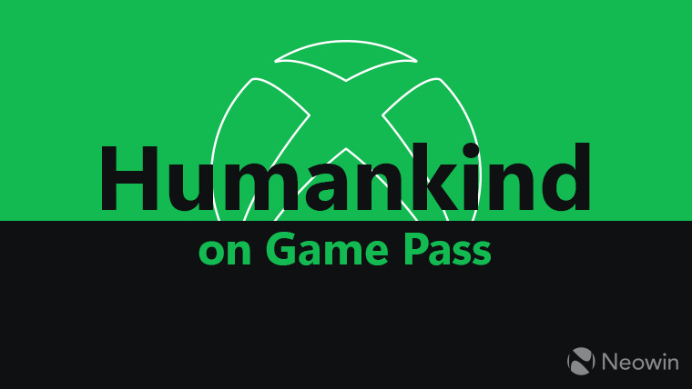 Humankind launching on Xbox Game Pass