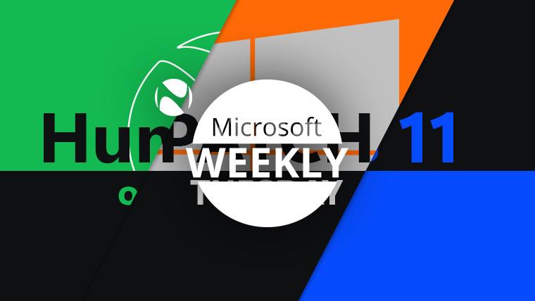 Microsoft Weekly - August 15 2021 recap