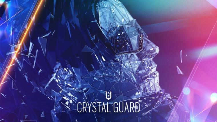 Operation Crytal Guard key art of Osa